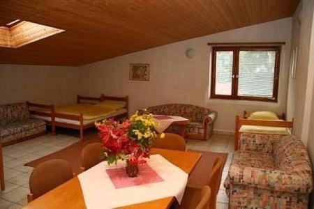 Ubytování jižní Čechy - Dům ve Strmilově - apartmán